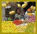 Food vendor - Asmara, Eritrea