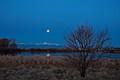 Pikes Peak Moon