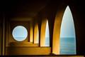 No privacy balconies. Pantelleria, Italy