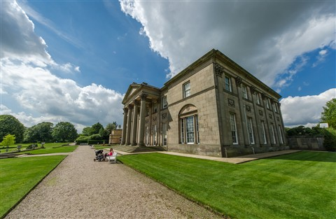 Tatton Park Mansion 2