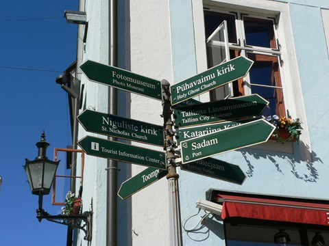 Where to go...