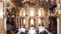 Church of St Nicholas, Mala Strana, Prague. Interior.