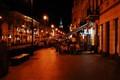 Warszawa pewnej nocy