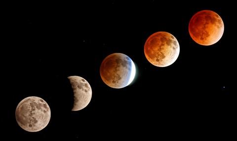 April 15th Blood Moon