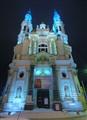 The Savior`s Church, Warsaw, Poland