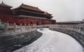 Empty Forbidden City, Winter 1980