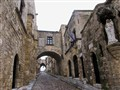 The Street of Knights, Rhodes ~ Winter