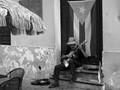 street musician in old San Juan