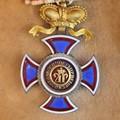The Tsar's award