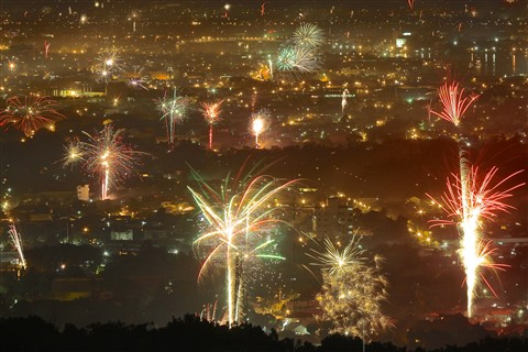 Cebu Welcomes 2013