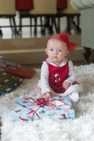 Sophia's First Christmas-1711