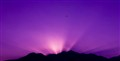 pink n purple sunset