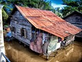 House 0n Water challenge