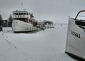A winter Saturday by lake Kallavesi