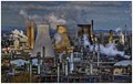 CHEMICAL PLANT HDR