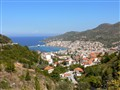 Samos, view of the capital