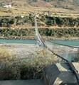 Bhutan Suspension Bridge