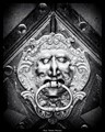 door knocker - Praga