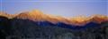 Eastern Sierra Alpenglow