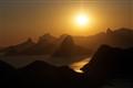 Mountains of Rio de Janeiro