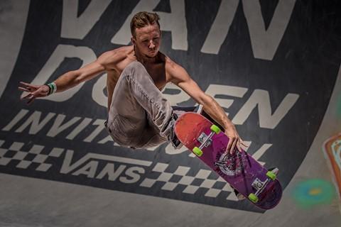 Skate Boarder dpr-0927
