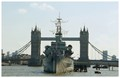 HMSBelfast and Tower Bridge