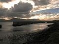 Mullagmore Harbor At Sunset