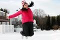 Yeah!! - First snowfall