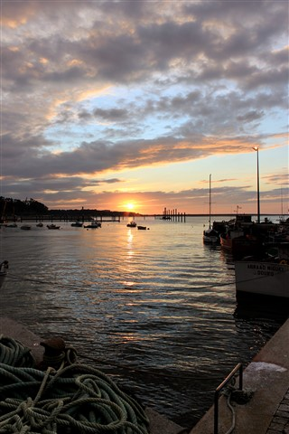 end of the day in safe harbor