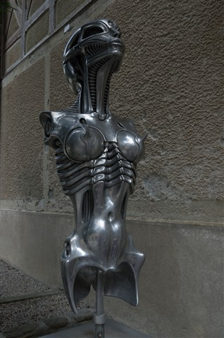 Giger's female creature
