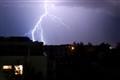 Thunderstorm aproaching