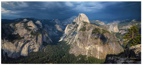 Yosemite Valley Panorama DPRCE3