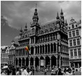 """The """"Maison du Roi"""" on the Brussels Grand Place"""