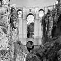 El Puente Neuvo, Ronda, Andalusia.