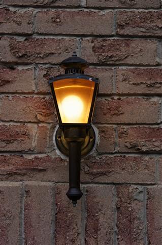 Driveway Wall Lantern
