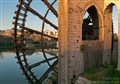 Noria (Ancient water wheels) of Hama, Syria - second version