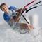 Shane Baaij Kitesurfing in Aruba