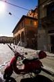 Vespa at Pisa, Italy