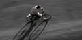 moroccan man on a bike