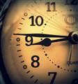 tik tok, tic toc, says the clock