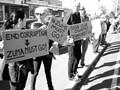 Anti Zuma Protest