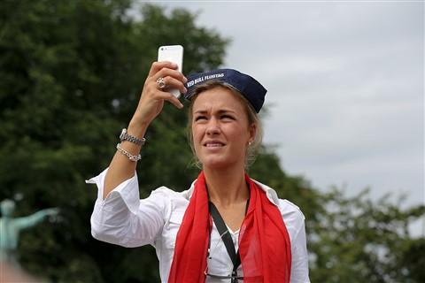 Red Bull Hostess