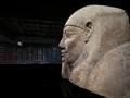 A Pharaoh Bust