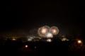 firework in Prague