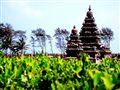 Shore Temple, Mahabalipuram, Pondicherry, India