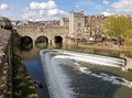Pulteney Bridge, Bath Spa, UK