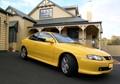 My Yellow Monaro & Yellow House