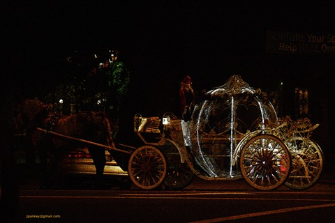 mystical carriage