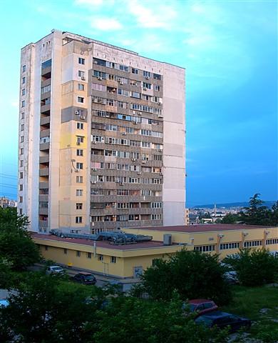 Varna balcon view