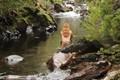 In Douglas Creek